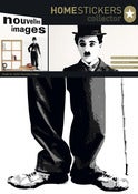 Image of CHAPLIN WALL STICKER