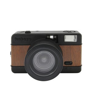 Image of Lomography Fisheye (Woodgrain)