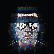 "Image of Wallpaper. - ""Doodoo Face"" LP"