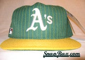 Image of VTG OAKLAND A'S ATHLETICS SPORTS SPECIAL SNAPBACK