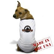 Image of Urban Cowgirls Doggie T-Shirt