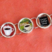 Image of Coffee Shop Bracelet
