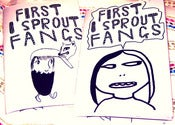 Image of First I Sprout Fangs Zine (issue 1)