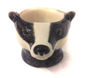 Image of BADGER EGG CUP