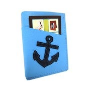 Image of Anchor ) Mini Card Wallet