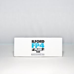 Image of Ilford FP4+ 125 - B&W 120 Film