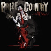 Image of PRIZE COUNTRY, &quot;With Love&quot; LP