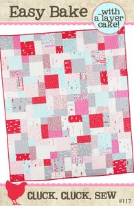 Image of Easy Bake Pattern #117, Paper Pattern