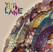 Image of SCR019 - Yeti Lane - 'Lonesome George' 7&quot;
