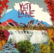 Image of SCR020 - Yeti Lane - 'Yeti Lane' CD