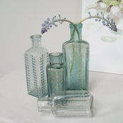 Image of Vintage Glass Bottle