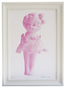 Image of 'Lulu' LIMITED EDITION Mini-Print 