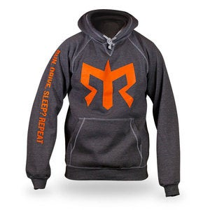 Image of Orange Mask Pullover