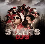 Image of Stunts DJs (Orgasmic & Young Pulse) Mixtape Vol.1 CD