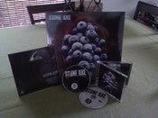 "Image of Stone Axe: Collectors Special #2 (CD/DVD, LP, & 7"" single)"