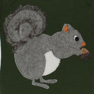 Image of SQUIRREL ONESIE