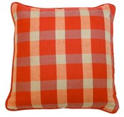 "Image of Oscar Red Double Sided 22"" Pillow"