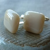 Image of vanilla cufflinks