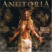 Image of Angtoria - God Has A Plan For Us All *Signed*
