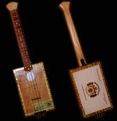 Image of Baritone Cigar Box Ukulele