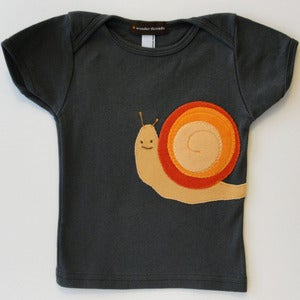 Image of SNAIL T-SHIRT