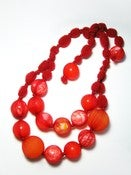 Image of Super Goji Berry Necklace 