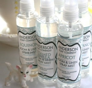 Image of Room and Linen Spray Mist 4oz. (Variety)