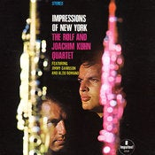 Image of Rolf & Joachim Kuhn Quartet ~ Impressions of New York