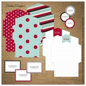 Image of Self Mailer | Metro<BR>{3 style sets to choose from}