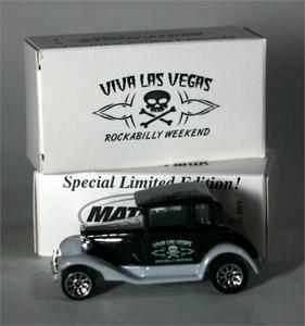 Image of VLV Rockabilly Weekend Matchbox Hot Rod
