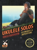 Image of Ukulele Solos - Techniques &amp; Improvisation DVD