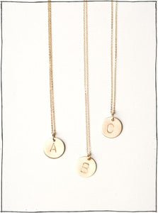 Image of Nashelle Identity Necklace