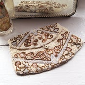 Image of 1930's Beaded Clutch Bag