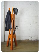 Image of Merkled Coat Rack