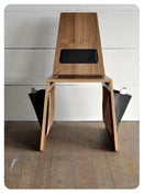 Image of Saddle Bag Chair