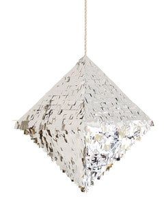 Image of Quartz Pinata-Silver