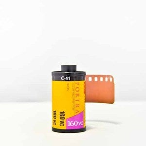 Image of Kodak Portra 160 VC - Color 35mm Film