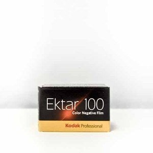 Image of Kodak Ektar 100 - Color 35mm Film