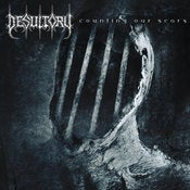 "Image of DESULTORY ""Counting Our Scars"" Super Jewel Box CD"