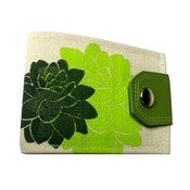 Image of Succulents ) Bifold Wallet