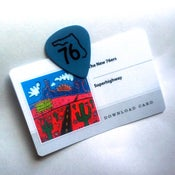 "Image of Digital Download Card ""Superhighway"" - Ping Records #D17242."