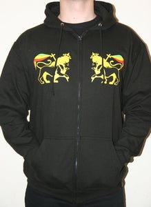 Image of Dub Judah Zipper Hoody