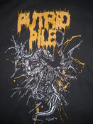Image of PUTRID PILE T SHIRT 5