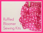 Image of Ruffled Bloomer Sewing Kits - 1/2 price!