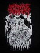 Image of ABOMINABLE PUTRIDITY T SHIRT 3