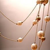 Image of Elliana Pearl Necklace