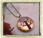 Jewelry: &quot;Bird on a tree&quot;