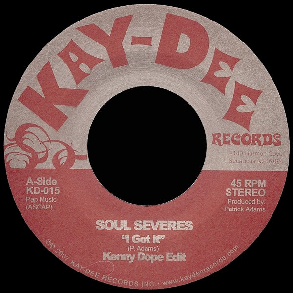 Image of KD015-SOUL SEVERES