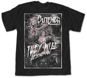 Image of BUTCHER BABIES- They Will Destroy You Tshirt - Men &amp; Women Sizes