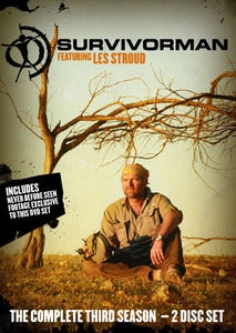 Image of Survivorman Season 3 - DVD